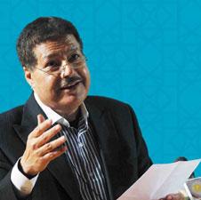د. أحمد زويل، رئيس المجلس الاستشاري الأعلى