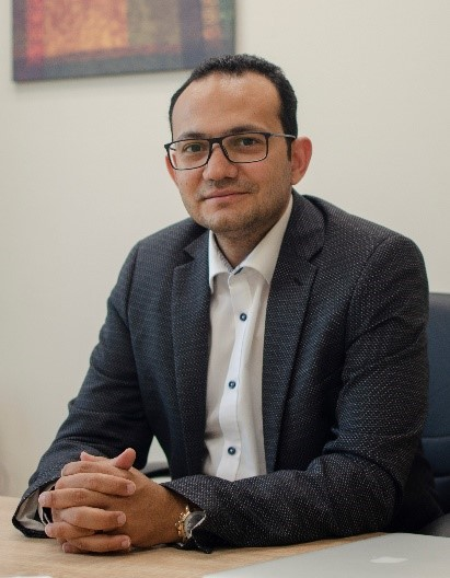 Prof. Mohamed Alkordi, Ph.D. <br>Director of the Research Office
