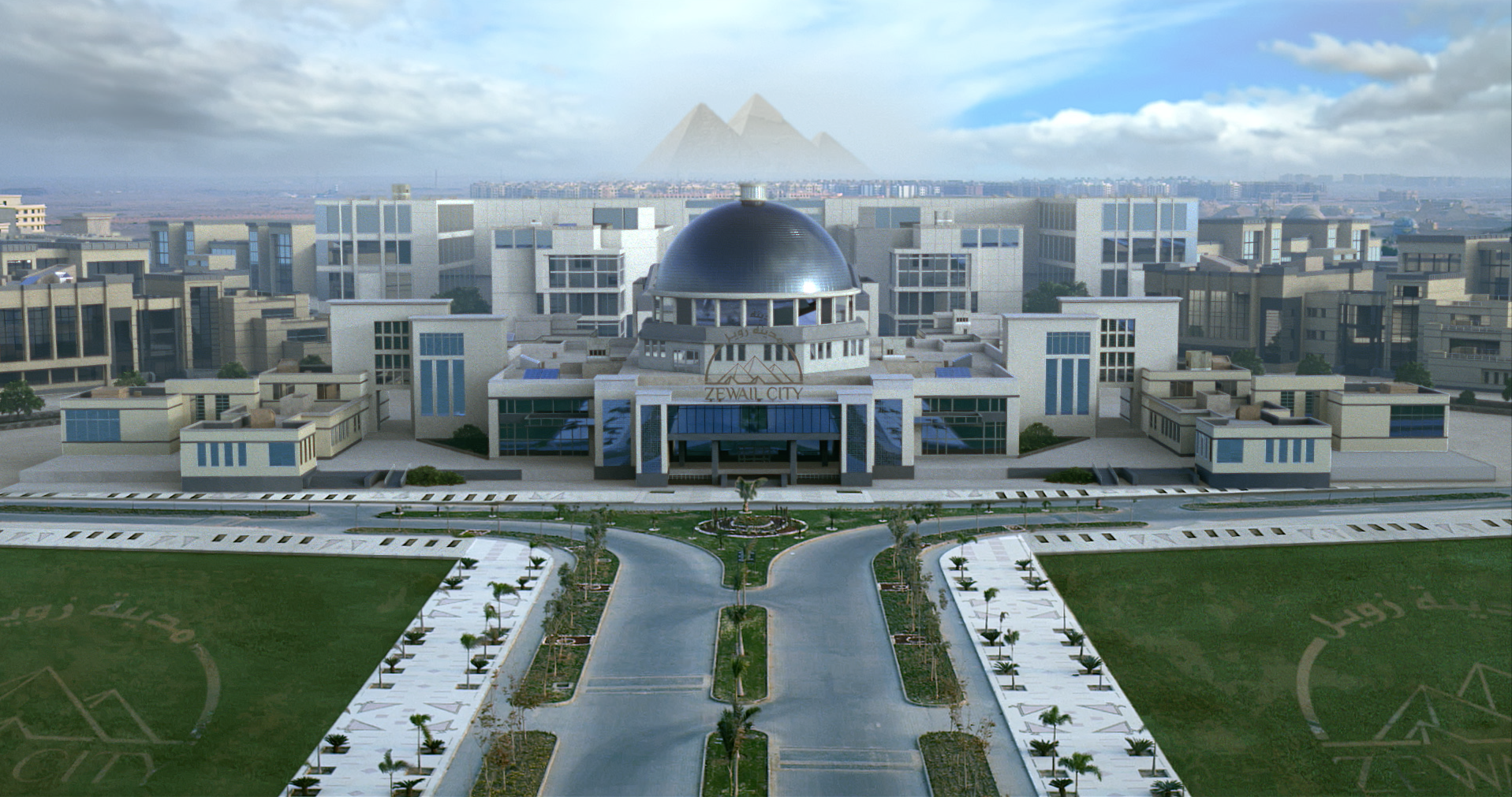 Zewail City of Science and Technology